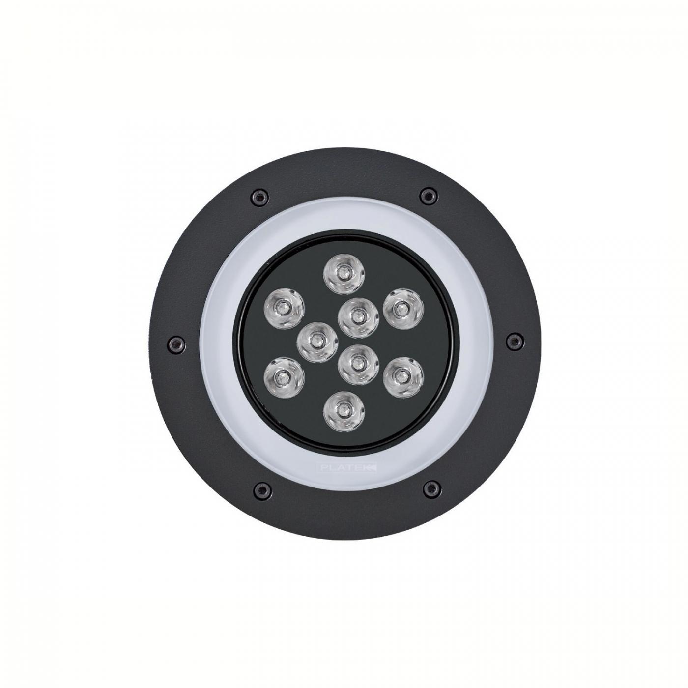 2100 medio incasso platek light s r l lampade da incasso for Lampade da incasso