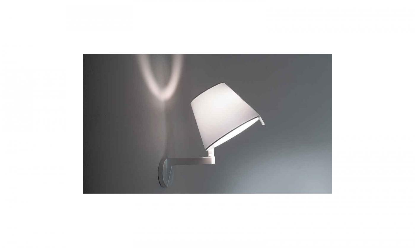 Melampo artemide italia s r l lampade da parete