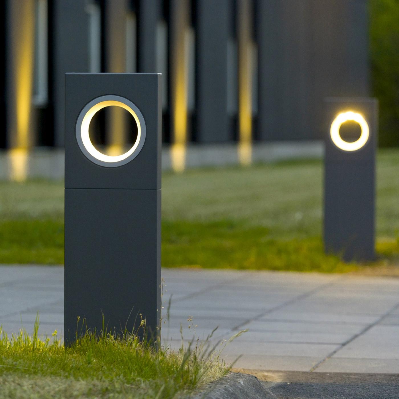 Moon paletto platek light s r l lampade da esterno - Illuminazione esterno ikea ...