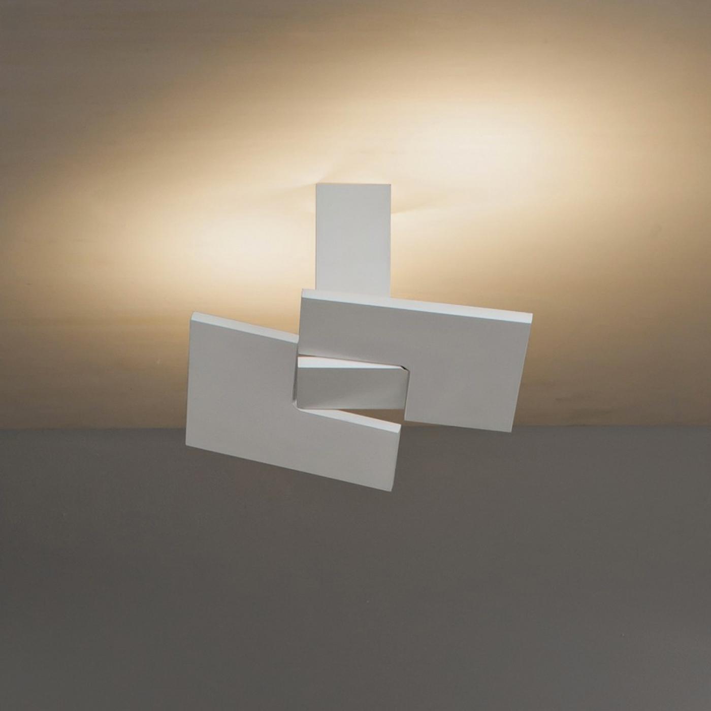 Puzzle twist studio italia design s r l lampade da for Lampade bagno design